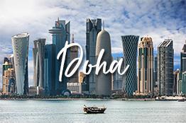Sonali Gupta - Doha
