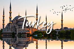 Sonali Gupta - Turkey